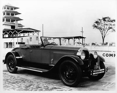 1925 Packard 2 Series Eight Runabout Factory Photo ad0308
