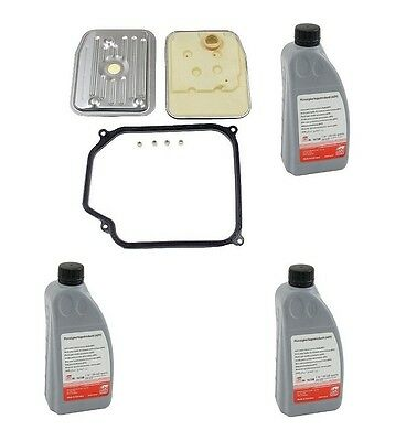 For VW Beetle Golf Jetta Auto Trans Filter Hydraulic System Fluid Kit