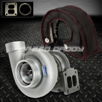 Gt45 Turbocharger/turbo 800+Hp Boost T4 V-Band 1.05 A/r 92+Type-R Mesh Blanket