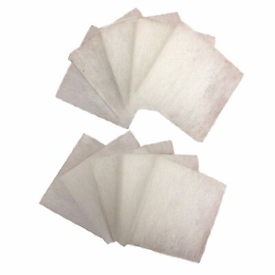 50 x Compatible Poly Pads Suitable For Juwel Standard / BioFlow 6.0 Filters