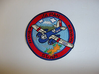 b1609 Korea US Air Force patch B-26 unit based in Japan & Guam 1952-53 R8D