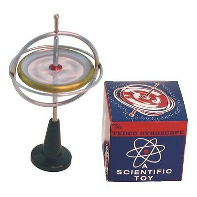 GYROSCOPE #00100 TEDCO TOYS' Original Gyroscope Continues to fascinate & teach!!