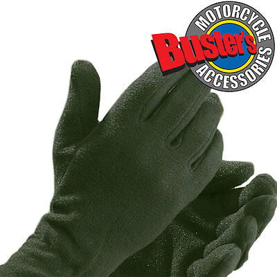 Motorcycle Cyclist Bicycle Bike Scooter Cotton Thermal Inner Glove Warm