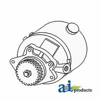 E7nn3k514ca Power Steering Pump For Ford New Holland 545c 545d 550