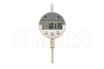 "SHARS 1""x.0005"" /.01mm Digital Electronic Indicator Absolute Gage Gauge New"