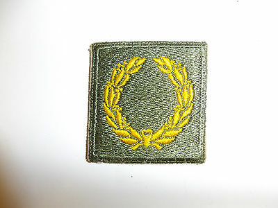 b1680 WW 2 US Army Meritorious Unit Commendation MUC sleeve patch B1D63