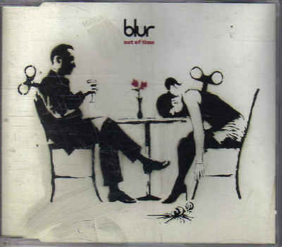 Blur- Out Of time cd maxi single