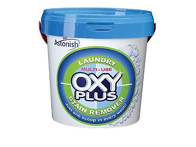 Astonish OXY-PLUS Multi Purpose Laundry Stain Remover & Household Cleaner 1kg