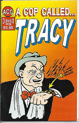 A Cop Called Tracy #'s 19 -20 - 22 - 24 (2000/01) VF/NM-NM  Chester Gould