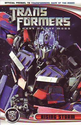 Transformers Dark of the Moon Rising Storm trade paperback  IDW