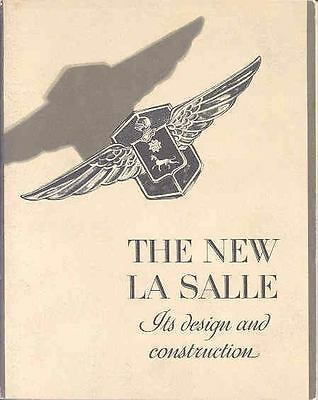 1929 LaSalle Features Brochure wp2395-CLEBPF