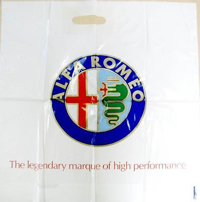 1984 1985 1986 1987 ? Alfa Romeo Large Shopping Bag wp5411-VDUM23
