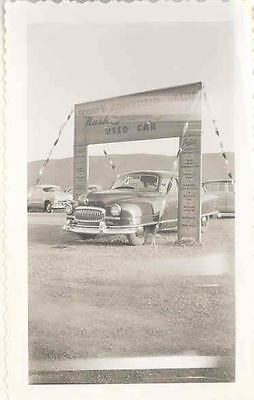 1952 ? Nash Dealer Showroom ORIGINAL Photo Pennsylvania  wp6127-OH6NGY