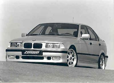 1992 Zender BMW Tuner Press Kit Brochure wo1901-X4KXJN