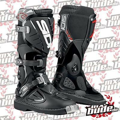 SIDI Stinger Kinder Kids Boots MX Motocross Enduro Stiefel Cross Quad Trail - sw