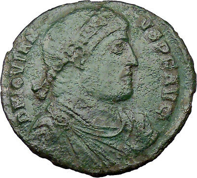 JOVIAN 363AD Constantinople RARE AE1 HUGE Quality Ancient Roman Coin  i29391