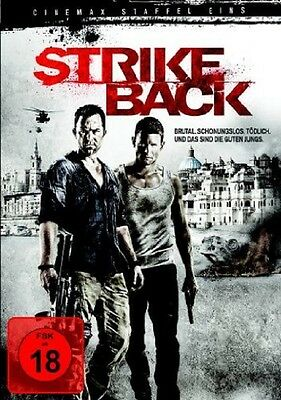 Strike Back Season/Staffel 1 * NEU OVP * 4 DVD Box