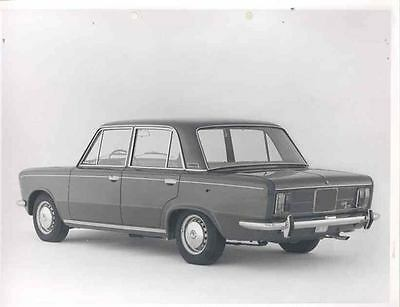 1967 Fiat 125 Sedan ORIGINAL Factory Photo  wn5116-CQP8KE