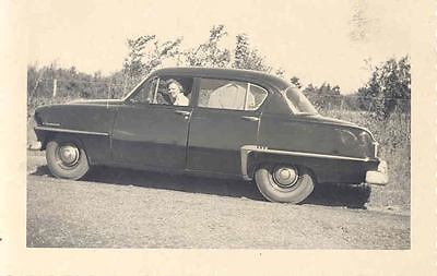 1953 Plymouth Cranbrook Sedan ORIGINAL Photo  wl1766-ZU86FY