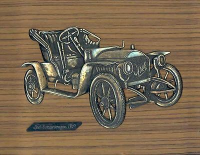 1909 Opel Roadster Metal & Wood Showroom Picture  wl4777-4WMDX8