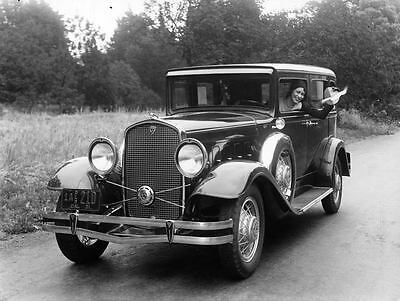 1931 Hudson Touring Sedan Automobile Photo Poster zad5806-AYBMLP