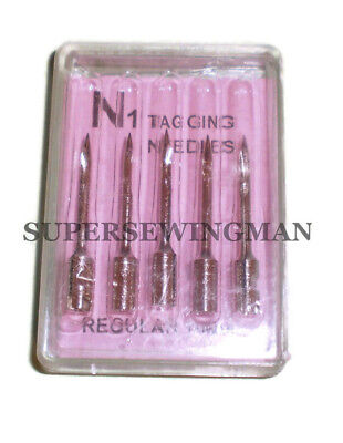 5 Pcs. Standard Replacement Needles For ARROW Clothing Tagging Guns