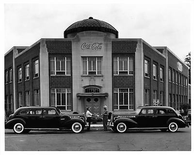 1940 Packard Super Eight 180 Touring Factory Photo ad2267-LTUBN7