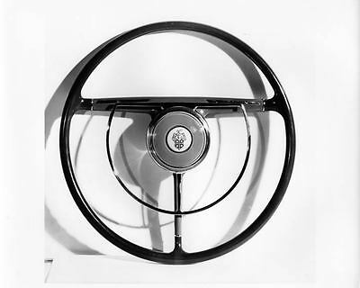 1941 Packard Steering Wheel Factory Photo ad2288-4DQ9AD