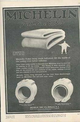 1919 Michelin Tires & Tubes Ad ws6884-5WDSCD