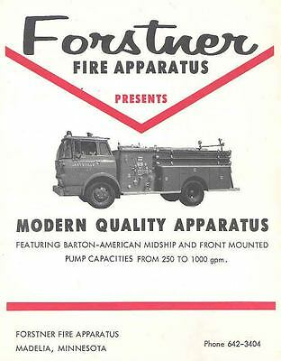 1964 International Ford Forstner Barton American Pumper wf4823-GYXKTZ