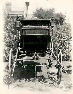 1880 Studebaker Buggy Carriage ORIGINAL Factory Photo wf5372-XL7B4L