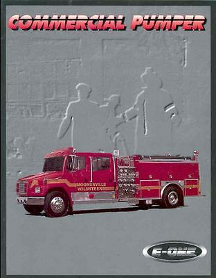 1993 Emergency One Freightliner GMC International wd8672-EVANCI