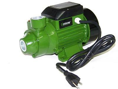 3/4 HP Centrifugal Electric Water Pump Pool Farm  Pond  BioDiesel HOTECHE 1""