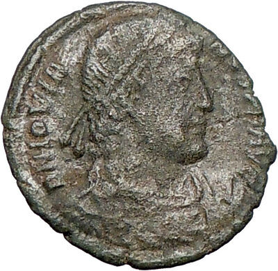 JOVIAN 363AD Rare Aquileia  Genuine Ancient Roman Coin WREATH  i26317