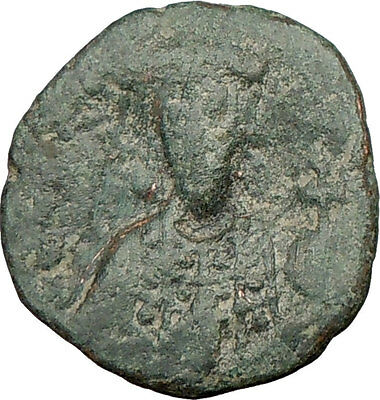 Constantine VII 913AD HUGE Authentic Genuine Authentic Byzantine Coin i17701
