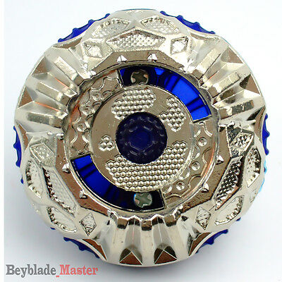 Beyblade Metal Fusion Fight 4D System BB120 DIABLO NEMENSIS Masters New RARE!!!