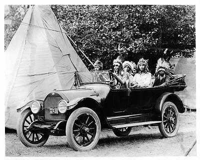 1916 Willys Overland Factory Photo ad3333-NON28V