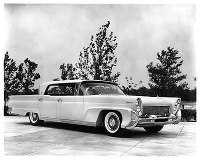 1958 Lincoln Mark IV Continental Landeau Factory Photo ad3505-9YMOJH
