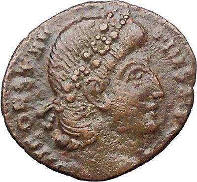 Constantius II Constantine the Great son Ancient Roman Coin Legions  i31044