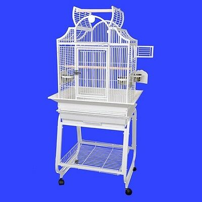 Kings Cages SLT 503N Parrot Bird Cage 58H21W17D bird cage toys cockatiel conure