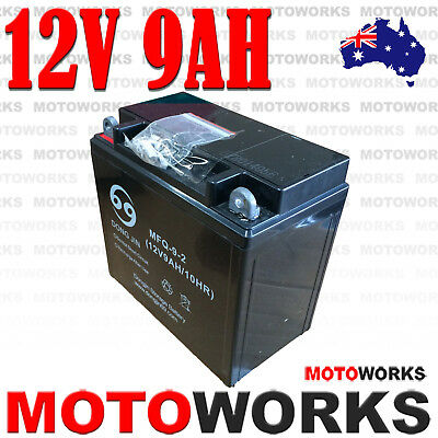 12V 9AH Battery 150cc 200cc 250CC ATV QUAD Dirt Gokart 4 Wheeler Buggy Bike