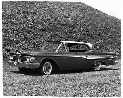 1959 Edsel Factory Photo ad4597-AAYXWB