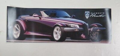 1997 Plymouth Prowler Color Brochure mw7336-IYLVMM