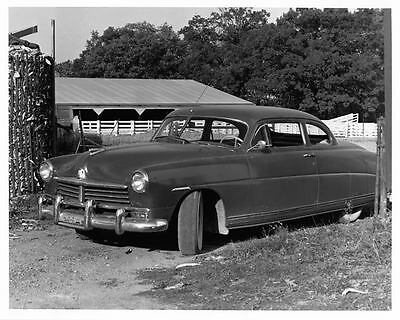 1948 Hudson Commodore Club Coupe Factory Photo ad5473-8UO7BW
