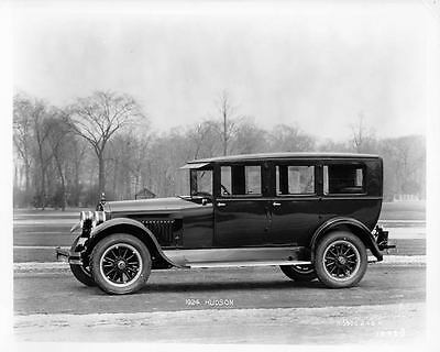 1924 Hudson Factory Photo ad5703-QUDDGZ