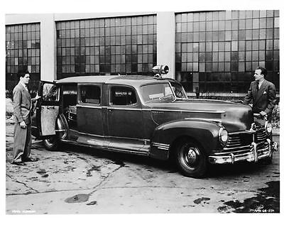 1946 Hudson Factory Photo ae1464-RY26GV