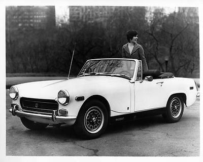 1970 MG Midget Factory Photo ad7119-UYHEQW