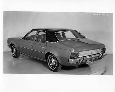 1970 AMC Rambler Hornet SST Factory Photo ad7872-UO8SZ6