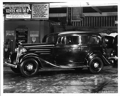 1930 Chevrolet Coupe Factory Photo ae2424-BAM8YT
