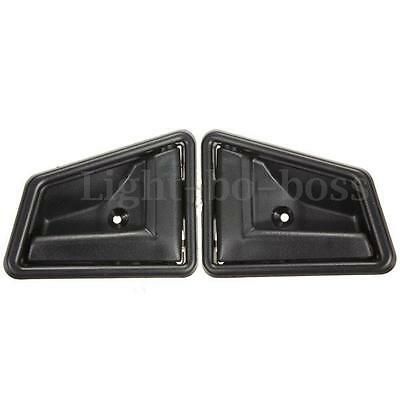 Pair Suzuki Front Rear LH RH Inner Interior Door Handle for 88-99 Vitara 1.6 2.0